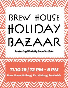 Brew House Holiday Bazaar