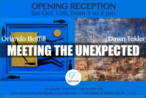 Meeting the Unexpected