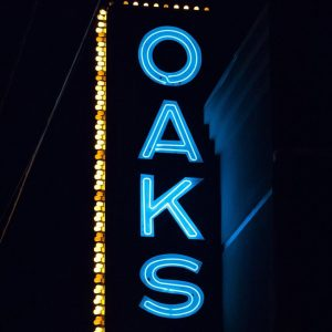 The Oaks Theater