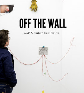 Off the Wall - Small Works Exhibition
