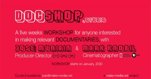 DOCSHOP-Documentary Workshop