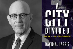 David Harris, Local Author on Criminal Justice