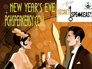 New Year's Eve Secret Speakeasy: Roaring 2020s Gre...