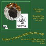 Tokey's Treats Holiday Pop Up