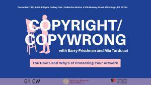 Copyright/Copywrong - Conversation about Artist's ...
