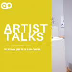 Artist Talks - 107th Annual Exhibition