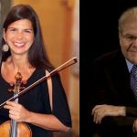 Pamela Frank, violin and Emanuel Ax, piano