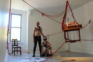 Art And...Intimacy and Kink with Artist Nathan Hall