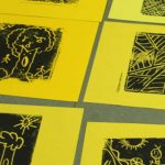 Youth Drop-Off Workshops: Lino Cut