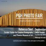 PGH Photo Fair Speaker Series. Rebecca Senf