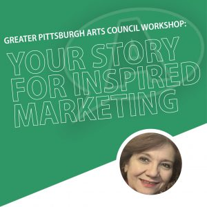 Workshop: Your Story for Inspired Marketing