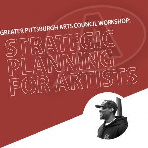Workshop: Strategy is the Remedy: Strategic Planning for Artists