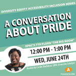 DEAI Lunch & Learn: A Conversation About Pride