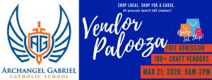 Vendor Palooza 2020