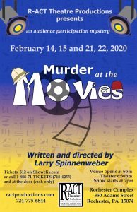 Murder at the Movies