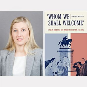 """Whom We Shall Welcome"" with Danielle Battisti"
