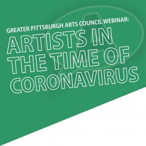 Artists in the Time of Coronavirus