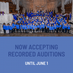 Pittsburgh Youth Chorus Accepting Virtual Auditions