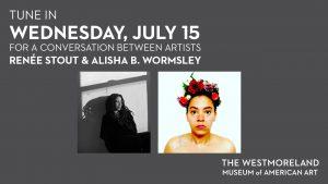 Virtual In Conversation: Renée Stout & Alisha B. Wormsley