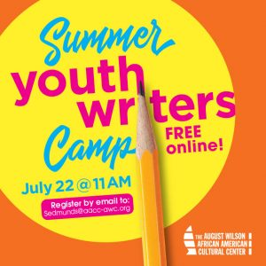 Summer Youth Writers Camp