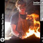 Artist Happy Hour Series: Jordan LaMothe
