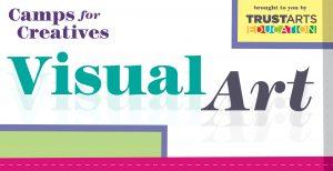 Camps for Creatives: Visual Arts Camp - Virtual