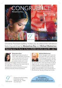Congruence Art Exhibition - Opening Reception
