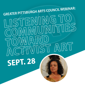 Listening to Communities Towards Activist Art