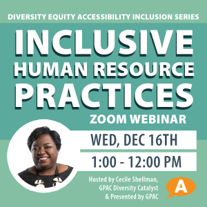 Inclusive HR Practices: Being Considerate of Low-Income Employees and More