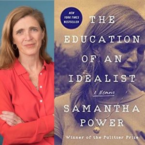 Samantha Power: 28th United States Ambassador to the United Nations