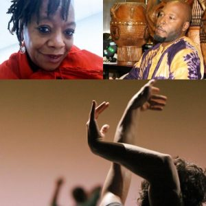 West Africa through Movement and Rhythm presented by The Black Transformative Arts Network