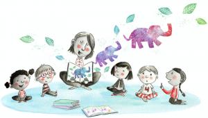 Children's Collaborative Storytelling