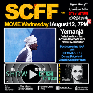 Yemanjá: Wisdom from the African Heart of Brazil presented by the Sabira Cole Film Festival
