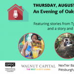 An Evening of Oakland Storytelling presented by OPDC
