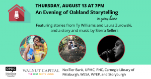 An Evening of Oakland Storytelling presented by OP...