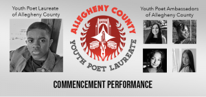 Youth Poet Laureate Commencement Performance