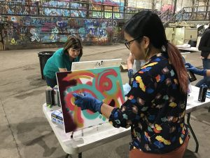Graffiti and Style-writing Workshop