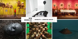 New Show: Jennifer Angus & Shikeith