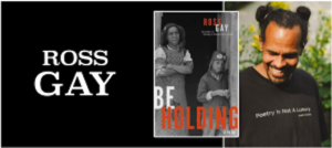 Ross Gay book launch: Be Holding