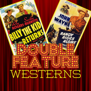 Double Feature Westerns