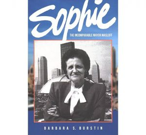 Book Lecture with Dr. Barbara Burstin - Sophie Mas...