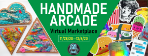 Handmade Arcade Virtual Marketplace