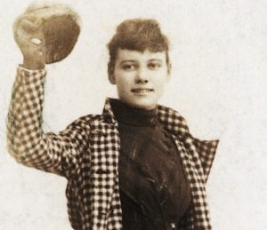 Charting the Adventures of Nellie Bly