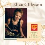 RootsCellar@Home feat. Eliza Gilkyson