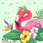 Brushes & Birds featuring Maria DeSimone Prascak of Maria's Ideas