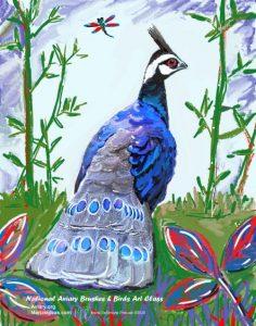 Brushes & Birds featuring Maria DeSimone Prasc...