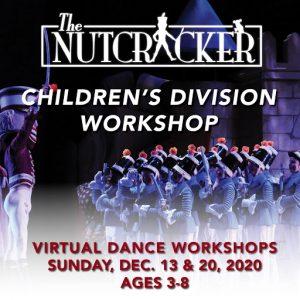 """The Nutcracker"" Children's Dance Workshop"