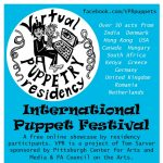 Virtual Puppetry Residency - International Puppet Festival