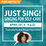 Just Sing! Singing for Self-Care
