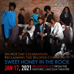 Sweet Honey in the Rock: MLK Day Celebration Live